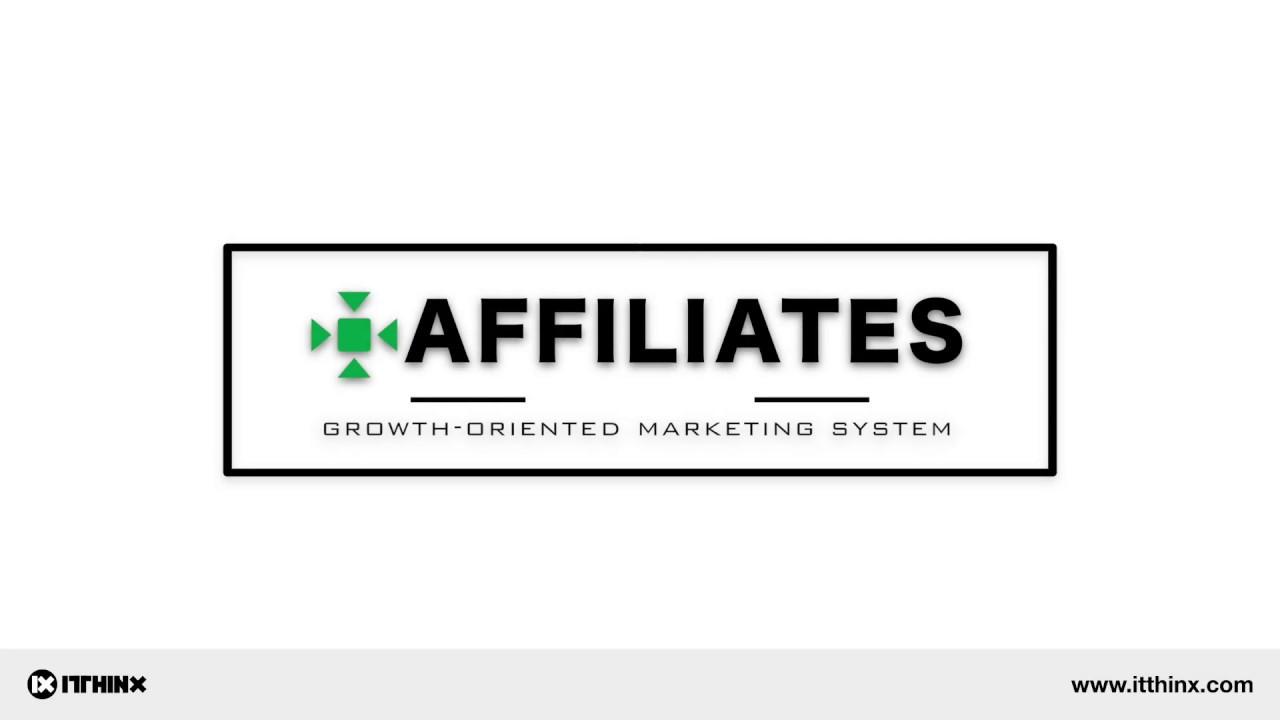 Affiliates Pro | itthinx