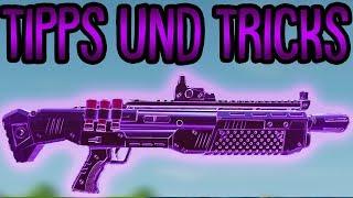 SO spielt man die SCHWERE SHOTGUN am besten! | (Tipps & Tricks) | Fortnite Battle Royale