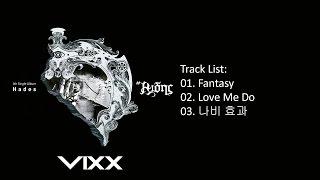 [Full Single] VIXX (빅스) - Hades [Single Album]