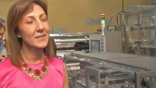 Cavanna Packaging Group Interpack 2011