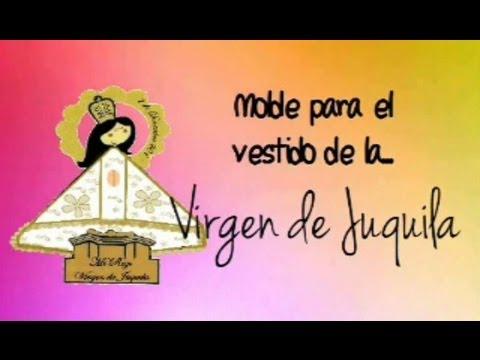 ❥DIY: Virgen de Juquila... Molde para hacer su Vestido - YouTube
