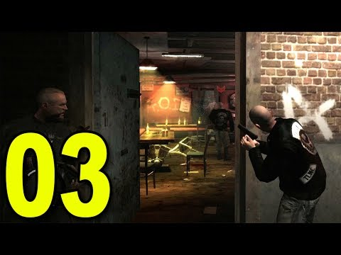 Grand Theft Auto: The Lost and Damned - Part 3 - Enemy Clubhouse