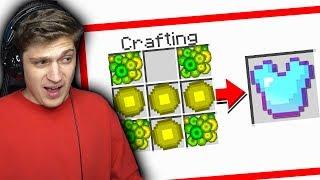 HACKER CHEATET 10.000 SCHÄRFE SCHWERT!! (gefährlich für Minecraft) ⚠️