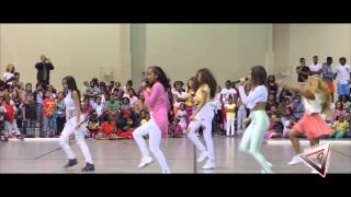 P1 WeRCharm opens up for Dancing Dolls DD4L in Holly Springs Mississippi