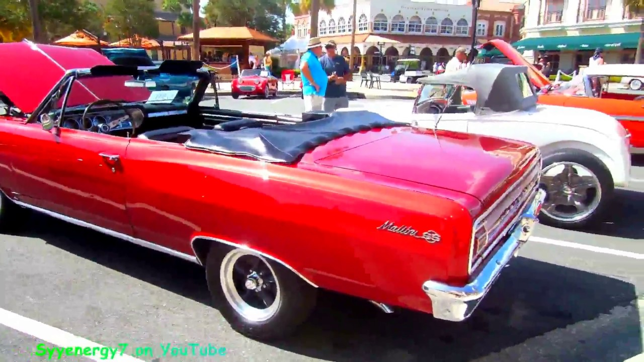 1965 Chevelle Convertible, 327 engine - YouTube