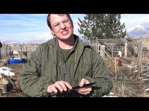 Weapons For Survival- Israeli Commando Knife