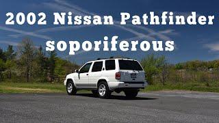 homepage tile video photo for 2002 Nissan Pathfinder: Regular Car Reviews