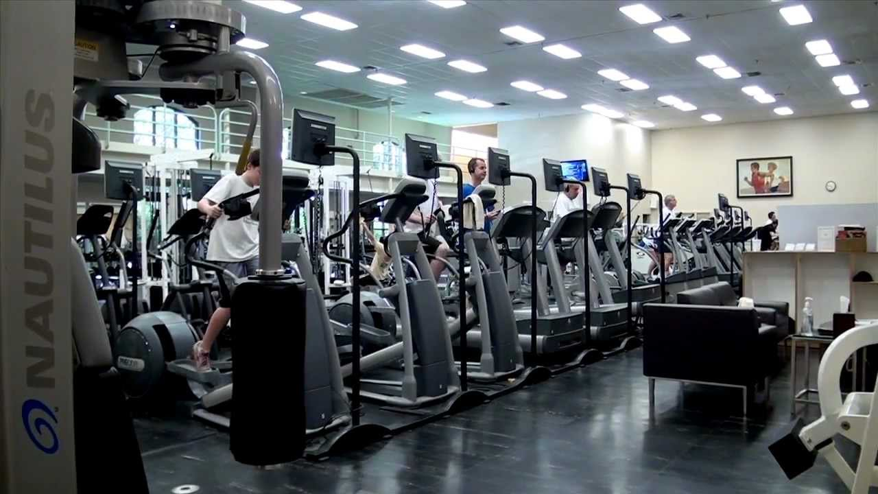 Fitness membership the sports club four seasons resort at