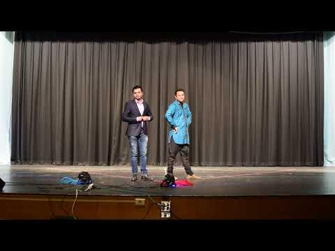 Amarillo Bollywood Indian Fashion Show -  Bhakti Rahul Duet