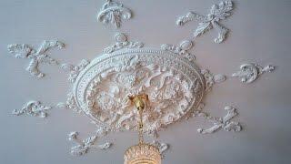 Лепнина из гипса в Новомосковске компания Версаль(, 2014-01-02T07:11:11.000Z)