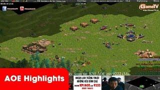 Aoe Highlights - Quá phũ khi Gunny cầm Persian kích 8'32