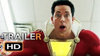 SHAZAM! Official Trailer (2019) DC Superhero Movie HD
