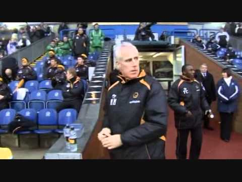 Mick McCarthy gets frightened by nothing