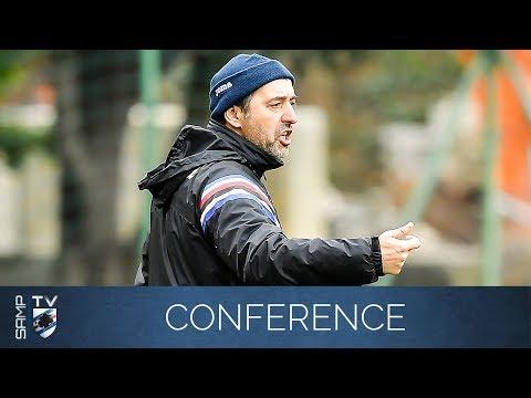 Sampdoria-Genoa: la conferenza stampa di Giampaolo