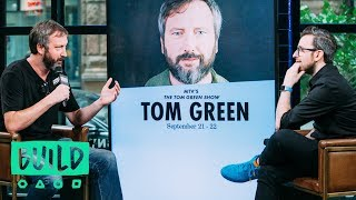 Tom Green Talks About His Upcoming Gig At Caroline's Comedy Club