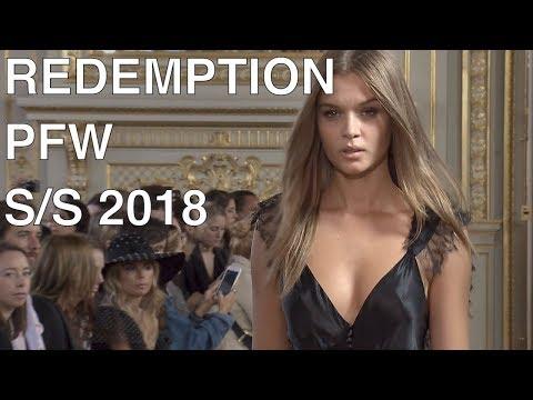 REDEMPTION | SPRING SUMMER 2018 | FULL FASHION SHOW