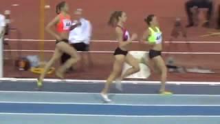 Чемпионат России. Бе 800 метров, женщины финал