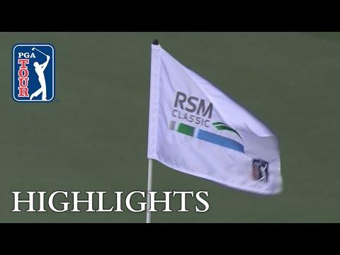 Highlights  Round 1  RSM Classic 2018