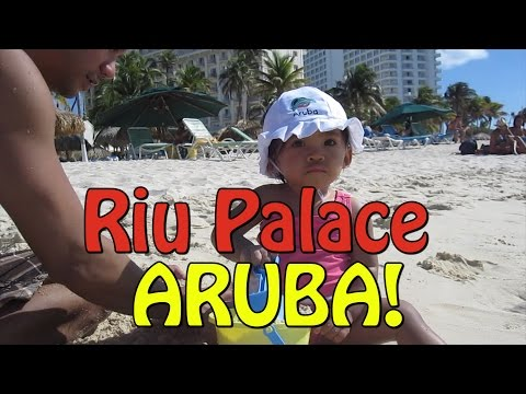 The RIU PALACE in ARUBA!