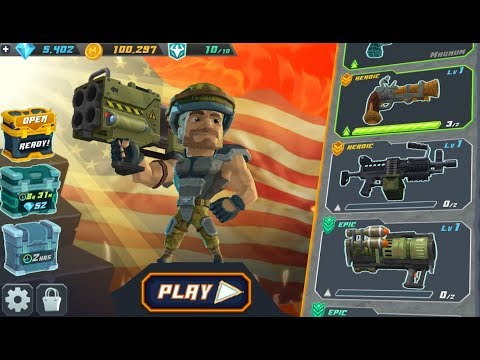Free Download Major Mayhem 2 – Action Arcade Shooter APK For Android