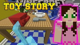 Minecraft: KITCHEN - TOY STORY - Custom Map [3]