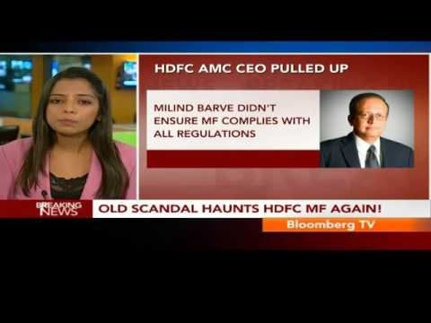HDFC AMC Faces Fresh Trouble In Front-Running Case