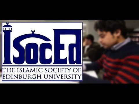 Islamic Society of Edinburgh |  ISocEd