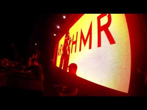 Fresno Street Beat On Stage With ARMNHMR @ Foam Wonderland Climax Tour 2017 Fresno CA