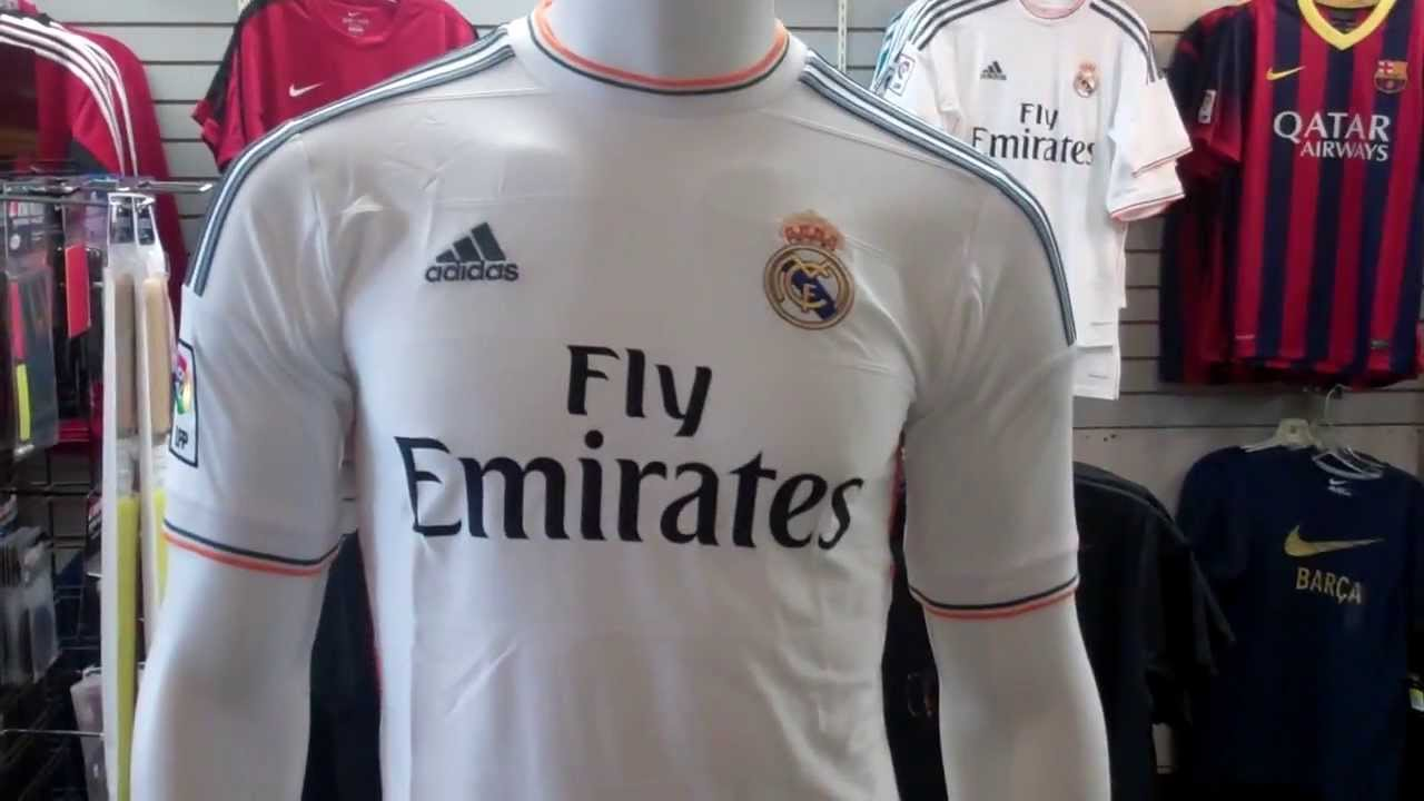 Real Madrid Jersey 2019