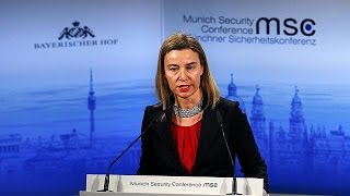 EU and US play down differences over Ukraine crisis response