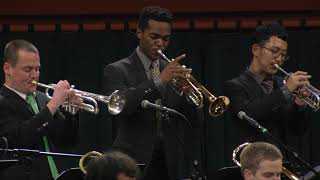 UNT One O'Clock Lab Band: Christian McBride - In a Hurry (1994)