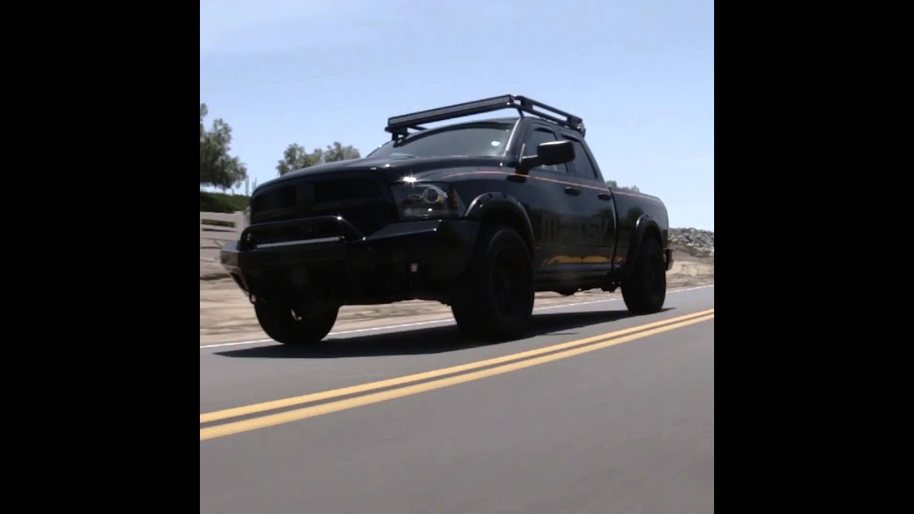 Magnaflow Dodge Ram 1500 Cat Back Exhaust System Sound