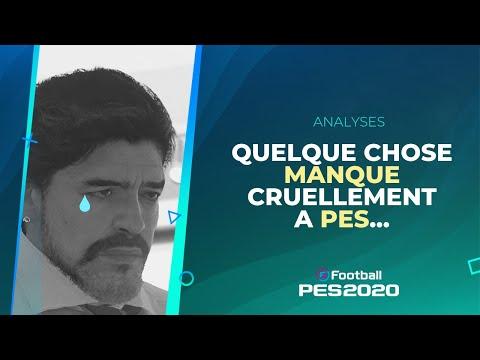 PES 2020 : UN TRUC IMPORTANT MANQUE A TOUS LES PES