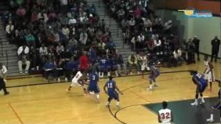 Stephen (Stevie) Clark - 2013 Top 60 Basketball Recruit - OKC Douglass High School