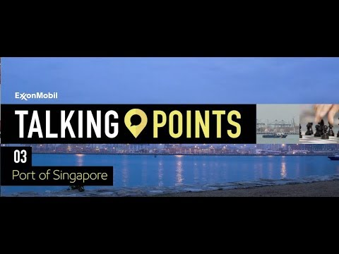 Talking Points 03: Port of Singapore