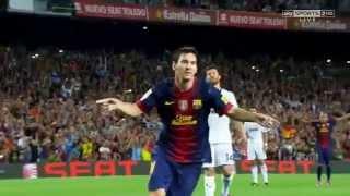 Les plus beaux buts de Lionel messi 2012-2013 / top but top match top goal HD ©(Voici les plus beaux buts de Lionel Messi de la saison 2012-2013 ! Pour plus de vidéos de FOOT abonnez-vous à 100 % FOOT et Jeux vidéo ! Musique ..., 2013-03-06T18:23:08.000Z)
