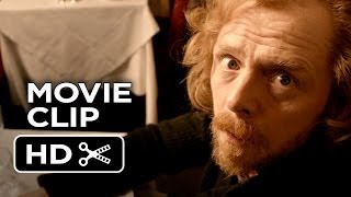A Fantastic Fear Of Everything Movie CLIP - Restaurant (2014) - Simon Pegg Comedy Movie HD