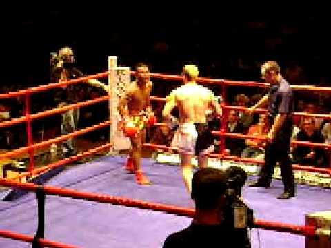 Sanchai vs Liam Harrison Round 4