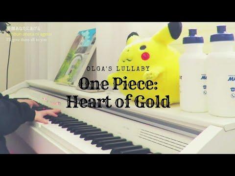Olga Song - Heart Of Gold - One Piece Piano Cover (alchemi / Alkemi)