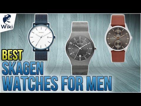 10 Best Skagen Watches For Men 2018