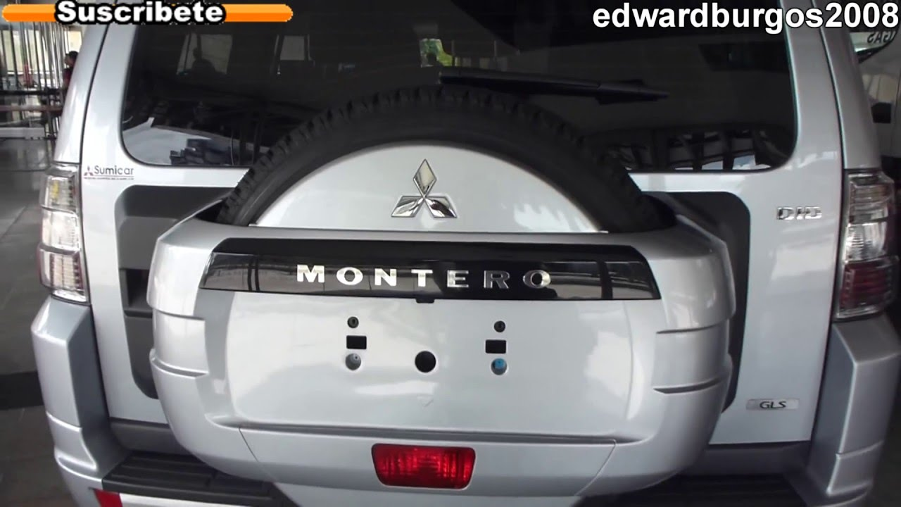 mitsubishi montero 2013 colombia video de carros auto show expomotriz medellin 2012 full hd youtube
