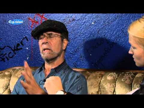 CityVision-Backstage: Manfred Mann