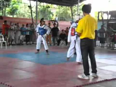 Butchok Fight Lupon Blue vs Davao Red Round 1