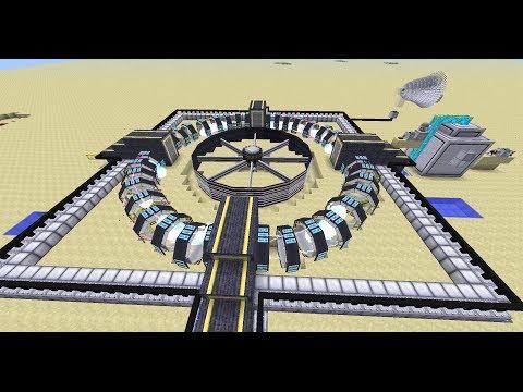 Гайд] ReactorCraft часть 4 Термоядерный реактор - Как поздравить с