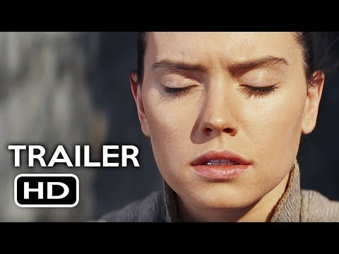 Download Youtube: Star Wars: Episode 8: The Last Jedi Official International Trailer #1 (2017) Movie HD