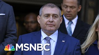 Lev Parnas On Maddow: 'Everybody Was In The Loop' - Day That Was | MSNBC