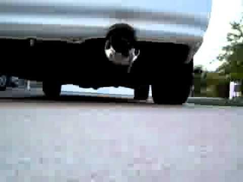 eBay Exhaust on 1996 Civic Dx
