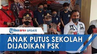 Anak di Bawah Umur Putus Sekolah Dipaksa Jadi PSK di Jakarta Utara, Difoto dan Dijual Lewat Michat