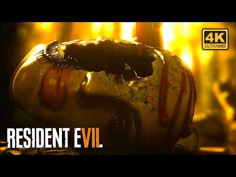 Resident Evil 7 Intro ● 4K
