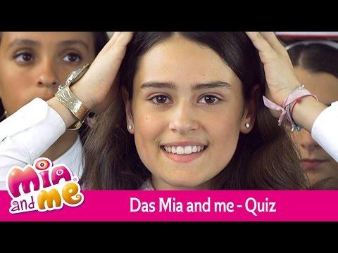 Quiz-Games - Mia and me